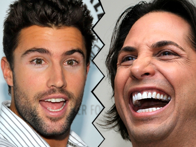 Joe Francis Goes Wild on a Girl: Report