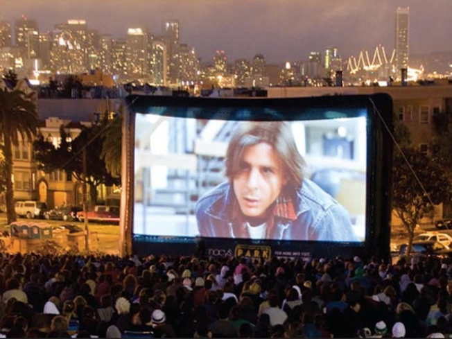 Movie Night Returns to San Francisco's Dolores Park