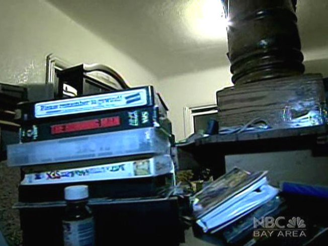 Computer, Tapes, DVDs Seized in Garrido Probe