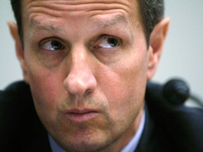 Geithner makes case for quick reform