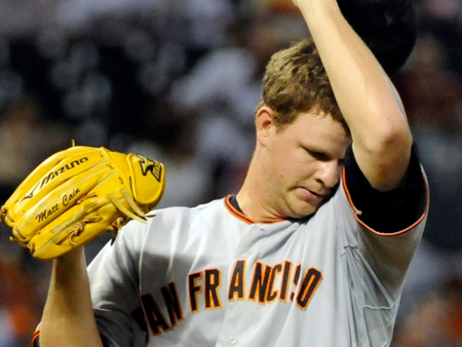 Why Can't the Giants Win on the Road?
