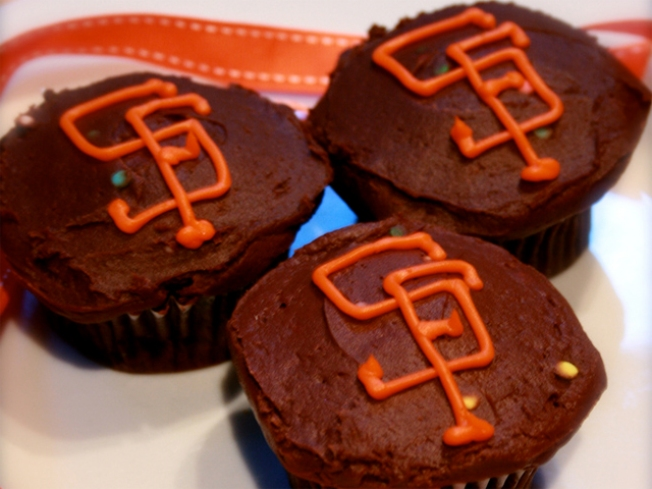 Giants' Fever Infects Bay Area Food