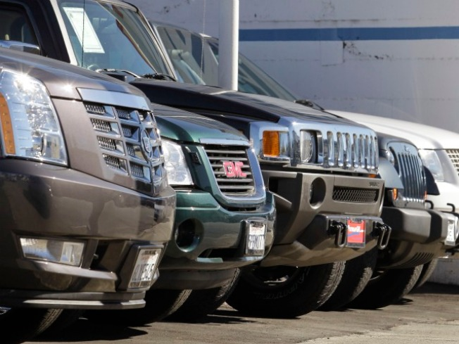 Is the Car Market Really On the Mend?