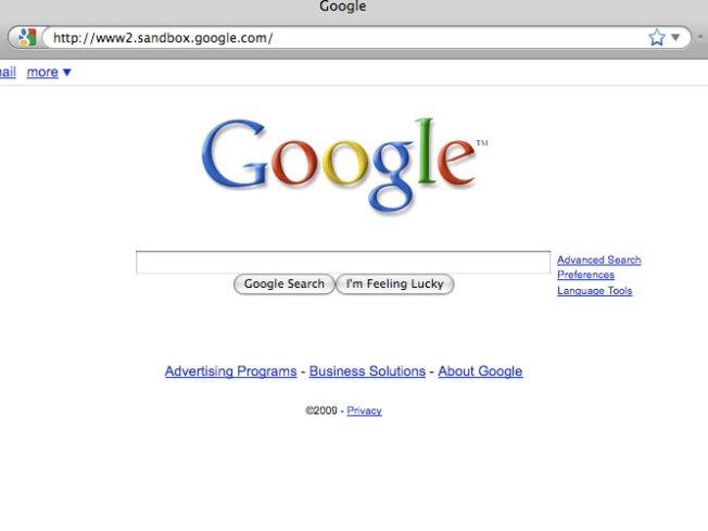 Google Fires Salvo in Search Wars