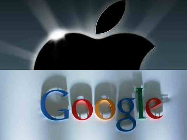 Latest Google Apple Tussle Over Ad Placement