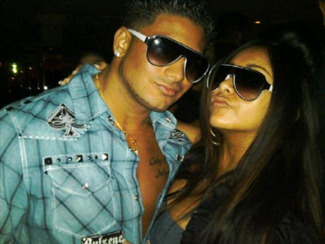 "Snooki's ""Boyfriend"": We're Exclusive"