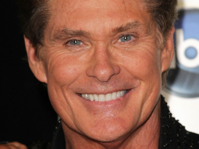 The Hoff To Tour Germany Following 'Dancing' Boot!