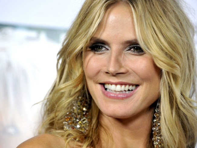 "Heidi Klum: Next Season of ""Project Runway"" ""Back in LA Again"""