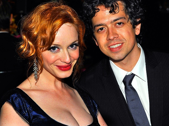 'Mad Men's' Christina Hendricks On How Her Husband Wooed Her, Sexual Politics & More