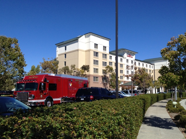 San Mateo Hotel Evacuated After Fatality