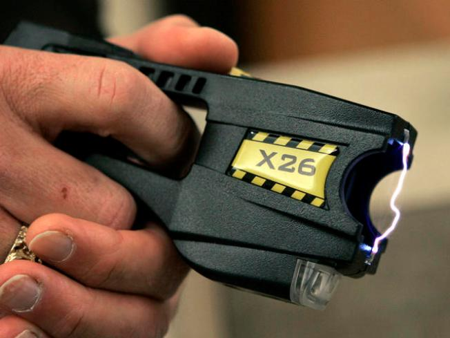 BART Officers May Get Their Own Stun Guns