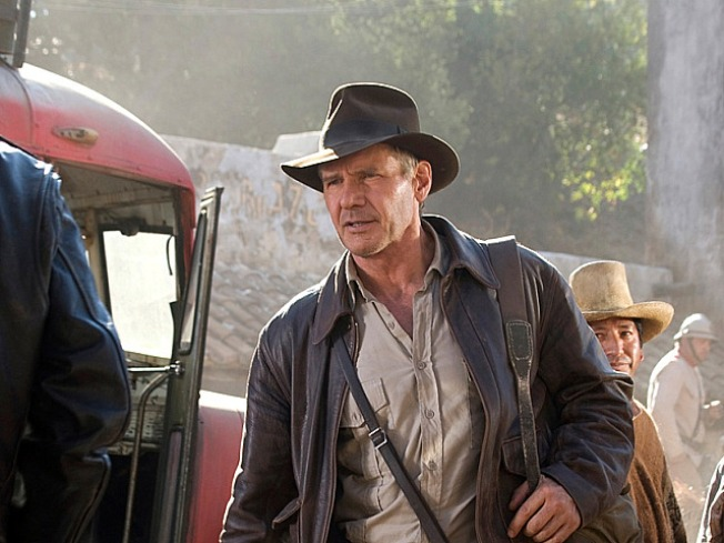 Harrison Ford On 'Indiana Jones 5': 'I'd Love To Do It'