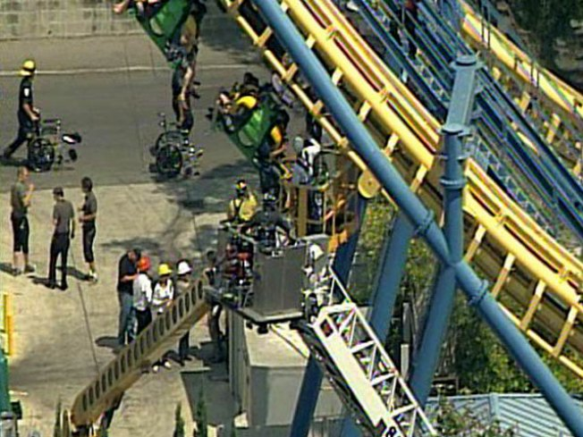 State Probes Roller Coaster Failure