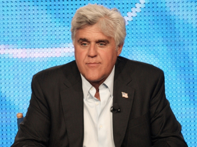 Jay Leno Gifts Car to Air Force Captain