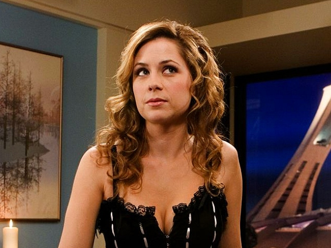 "Jenna Fischer to Score Big Screen ""Hall Pass""?"
