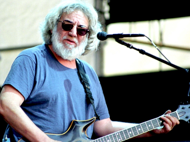Jerry Garcia Amphitheater Keeping Its Name