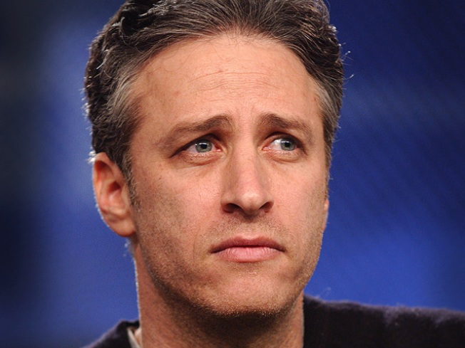 Jon Stewart to Occupy Oakland: Use Peer Pressure