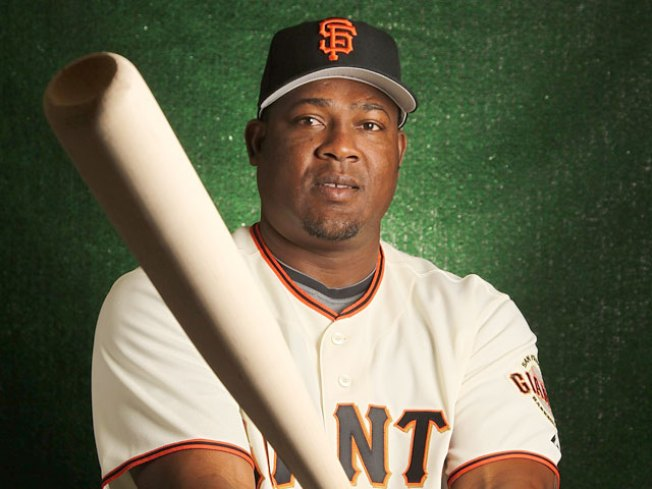 Uribe's Career Night Leads Giants