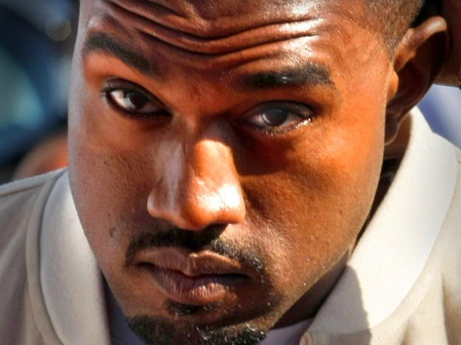 "Kanye West: My Album Art Was ""Banned in the USA"""