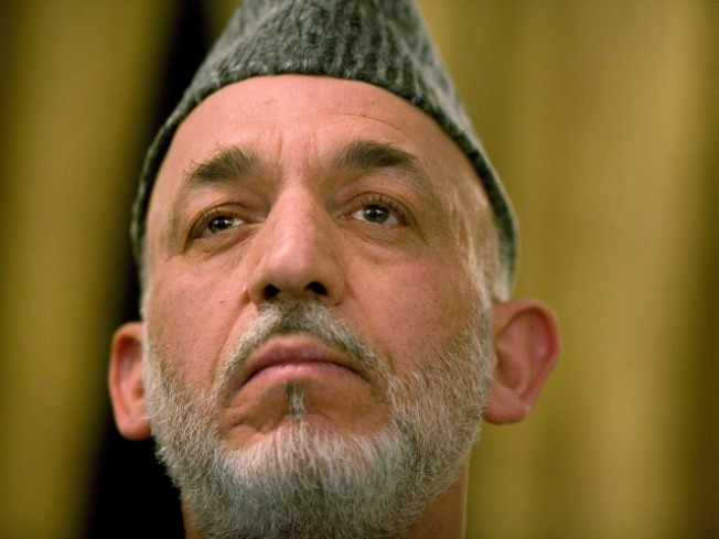 Ex-U.N. envoy: Karzai may have drug problem