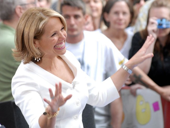 """Katie Couric to Appear on """"Glee"""""""