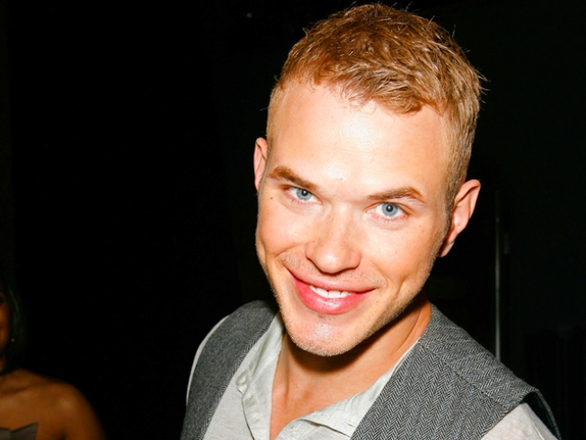 """Twilight's"" Kellan Lutz: ""I'm a God"""
