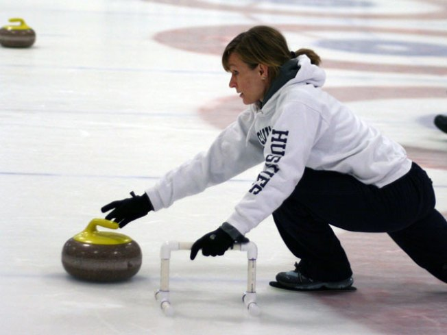 Post Olympic Fever Burns for Curling