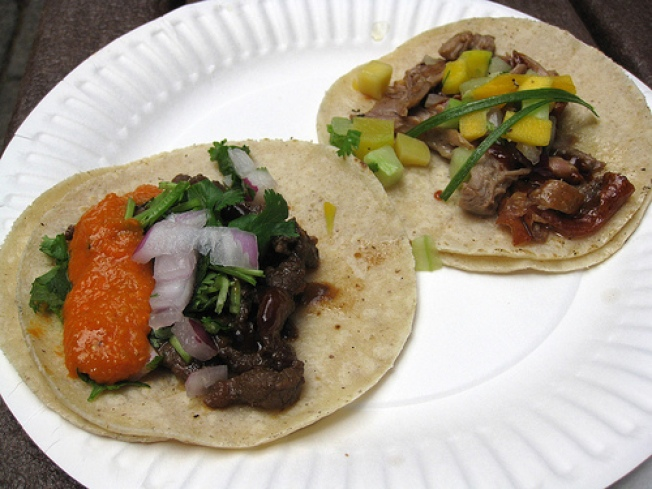 SF Food Truck Serves Tacos With a Kick