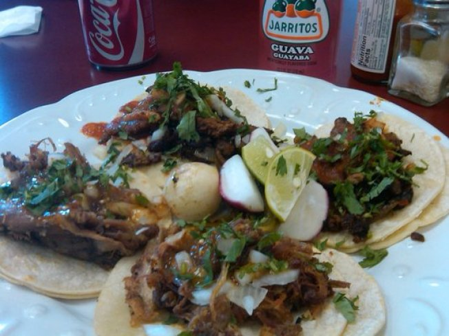 Napa Valley Pairs Wine With Tacos