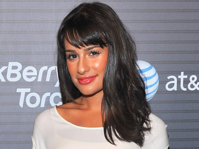 "Lea Michele Told ""Not Pretty Enough"" for Hollywood"