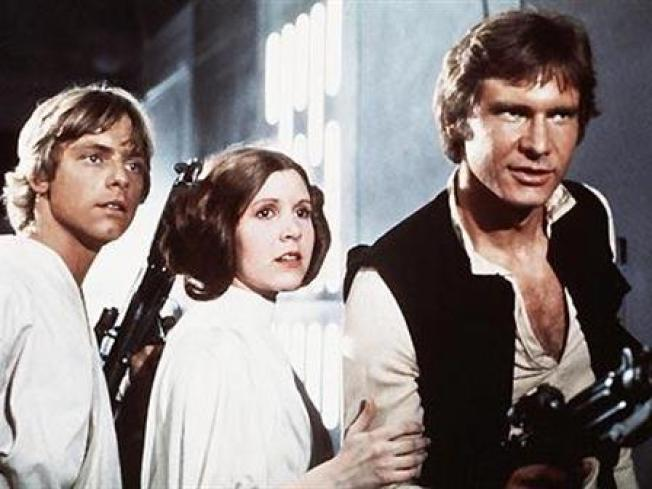 "Carrie Fisher: I Did Blow on ""Star Wars"" Set"