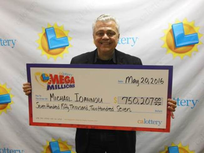 San Jose Lawyer Claims $750K in Mega Millions Draw