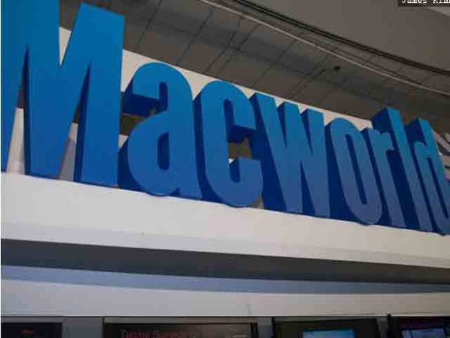 Macworld Opens at Moscone Center