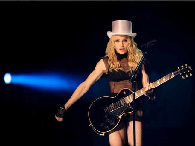 Madonna to Get Sticky in Oakland