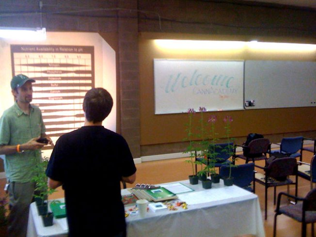 San Jose's First Cannabis College Open for Enrollment