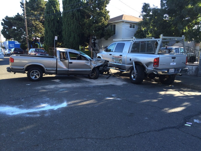 CHP: Likely Charges vs. Mom; Kids Not Wearing Seatbelts