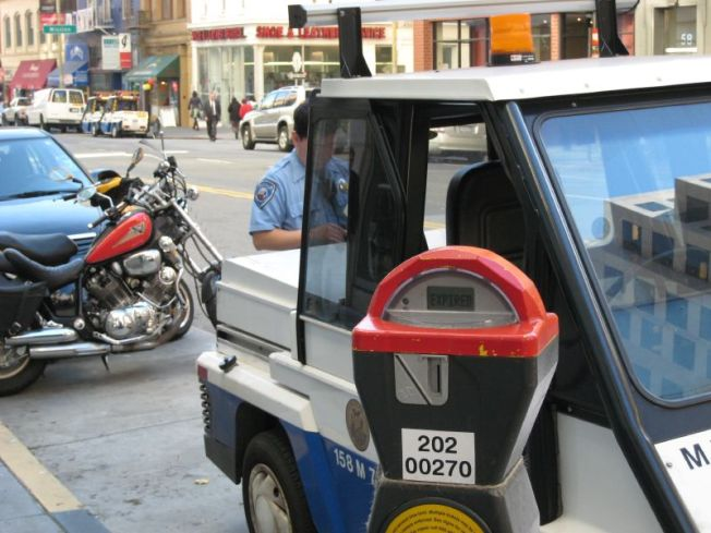 Meter Maid Latest to Join the Street Food Madness
