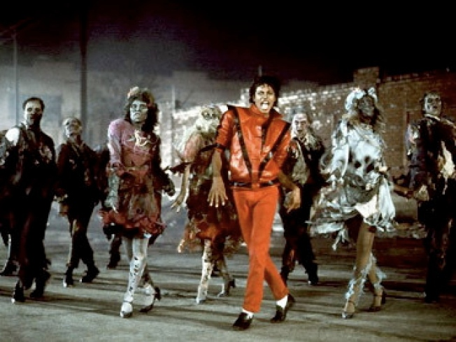 10/23-25: Largest Simultaneous Dance to Michael Jackson's Thriller
