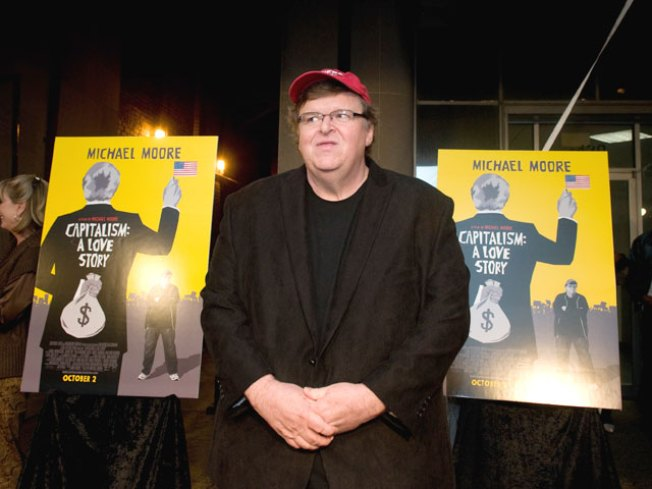 Michael Moore's Focus a Good Thing for Bay Area Co.