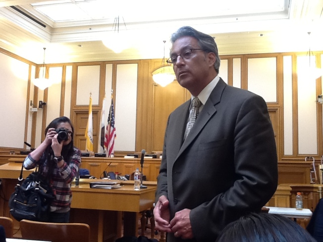 San Francisco Sheriff Ross Mirkarimi Case Goes to Supes