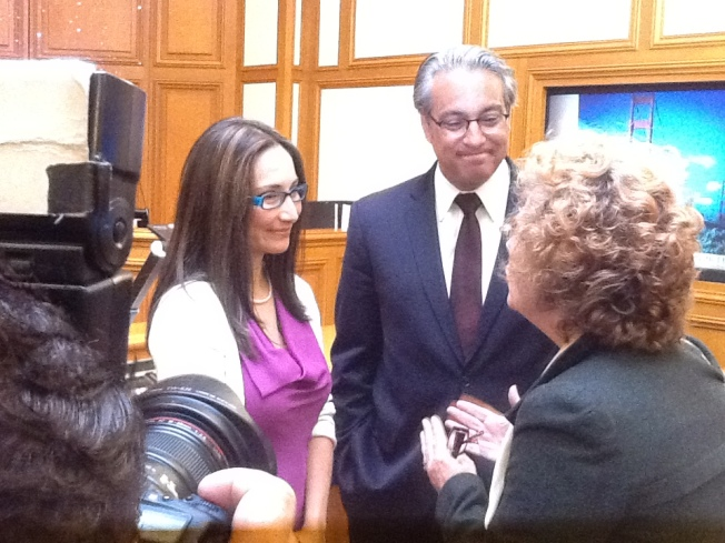 "Womens' Group Plans ""Healing"" Of Sheriff Ross Mirkarimi"
