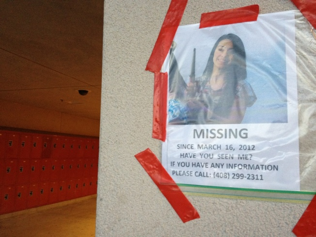 Sierra Lamar Search Enters Third Day in Morgan Hill