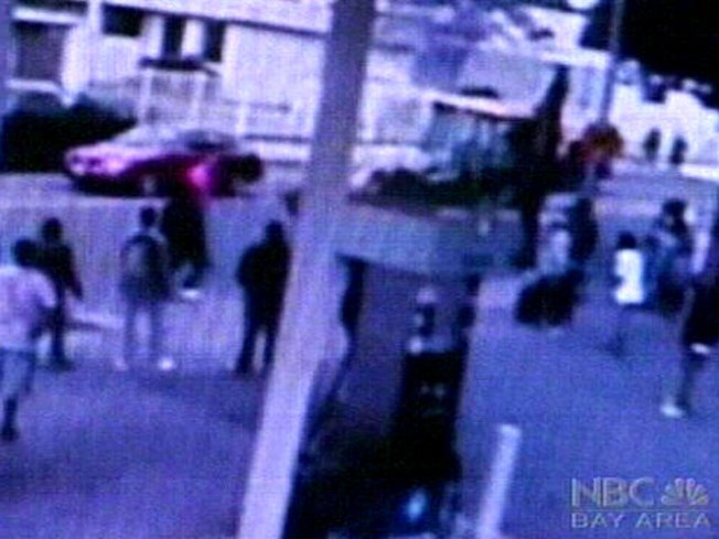 Video Shock: Teen Mob Attacks City Worker