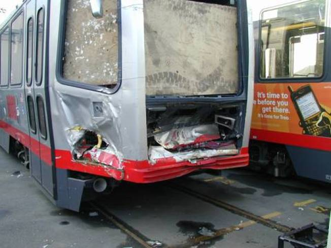Muni Crashes, Wear and Tear Prompt $18 Million Tuneup