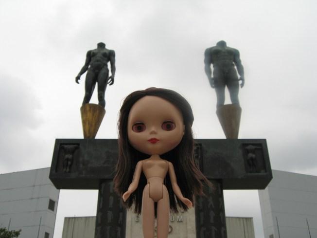 Nude Olympics Return to San Francisco
