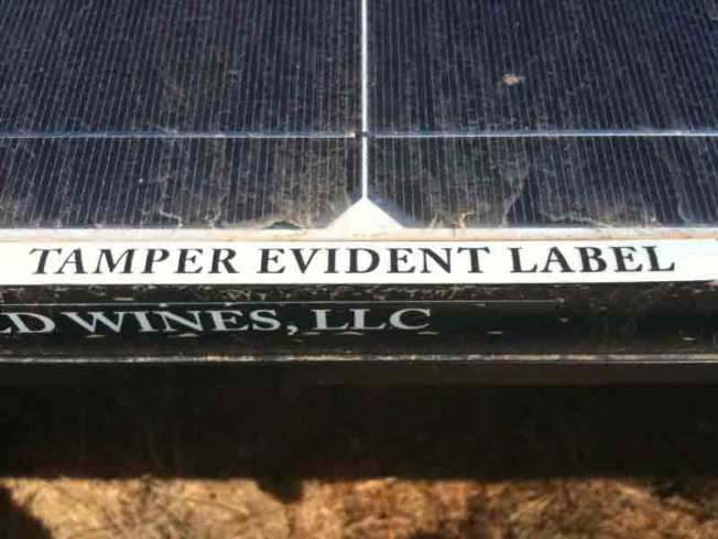 3 Held for String of Wine Country Solar Thefts