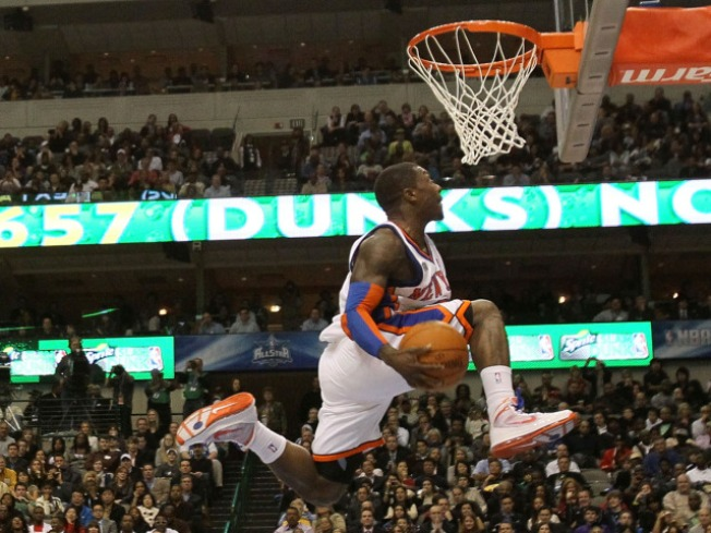 Nate Robinson Retires After Third Dunk Title