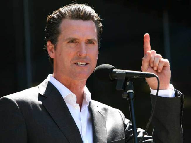 Newsom Cans Film Commission Head