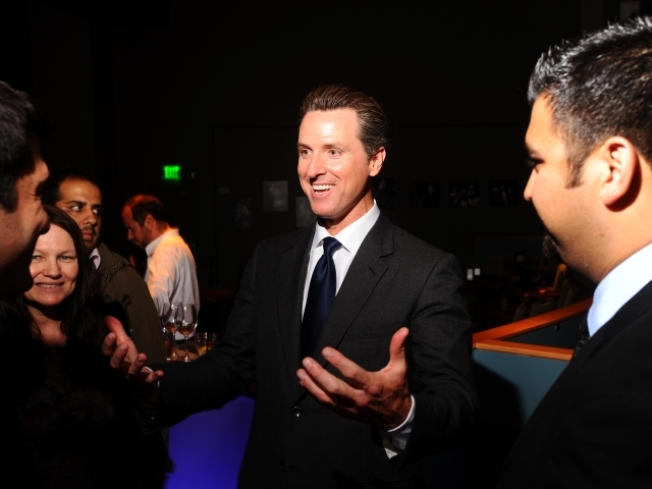 Newsom Doesn't Want To Be Mr. Irrelevant