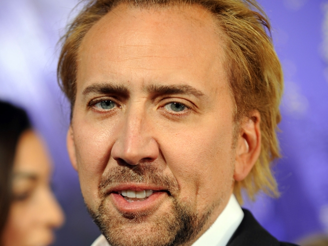 Nic Cage's Lawsuit with Ex-Business Manager Dismissed